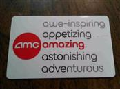AMC THEATRES Gift Cards GIFT CARD
